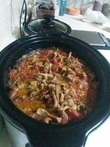 Roast Covered In Crock Pot
